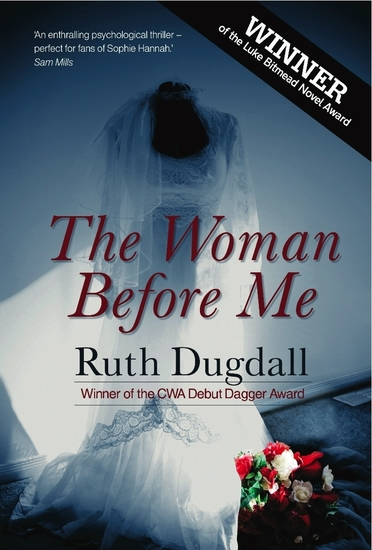 The Woman Before Me: Award-winning psychological thriller with a gripping twist - cover