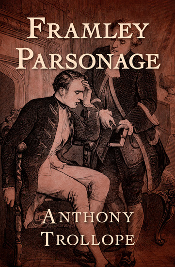 Framley Parsonage - cover