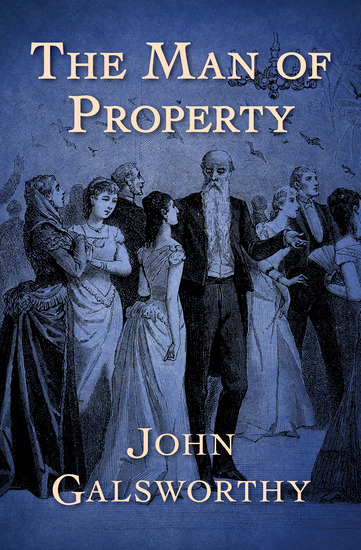 The Man of Property - cover