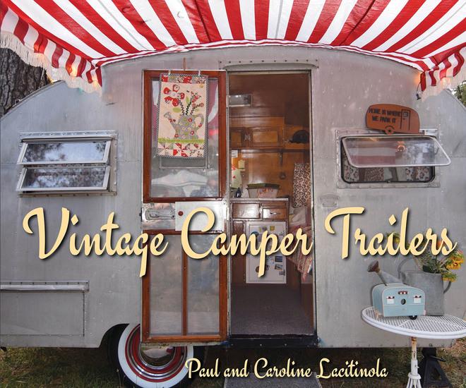 Vintage Camper Trailers - cover