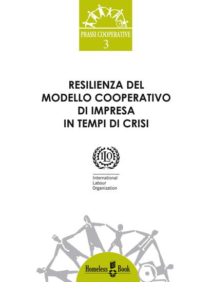 Resilienza del modello cooperativo di impresa in tempi di crisi - cover