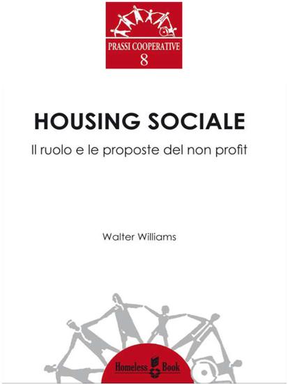 Housing Sociale - il ruolo e le proposte del non profit - cover