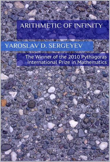 Arithmetic of infinity - ePub version - For all devices - cover