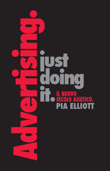 Advertising Il nuovo secolo asiatico - Just doing it - cover