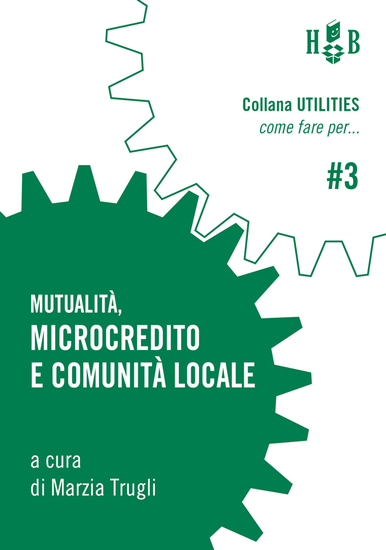 Mutualità microcredito e comunità locale - cover