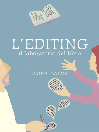 L'editing - Il laboratorio del libro - cover