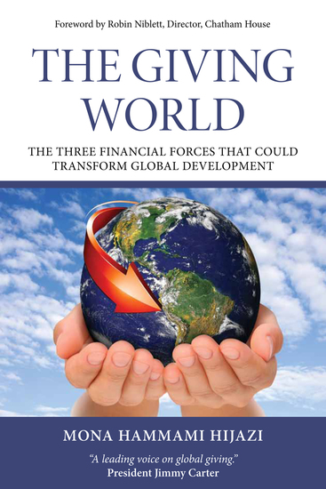 The giving world - The three financial forces that could transform global development - cover
