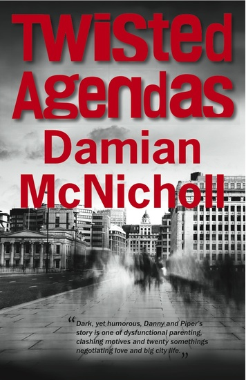 Twisted Agenda: Shocking Page-Turning International Crime Thriller - cover