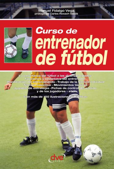 Curso de entrenador de fútbol - cover