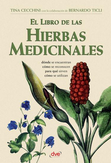 El libro de las hierbas medicinales - cover