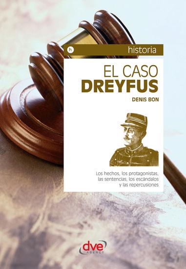 El caso Dreyfus - cover