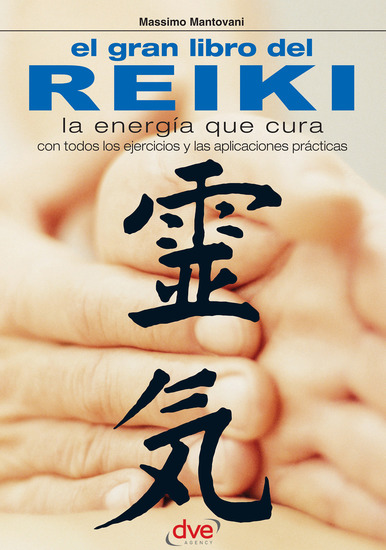El gran libro del reiki - cover