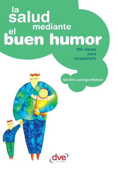 La salud mediante el buen humor - cover
