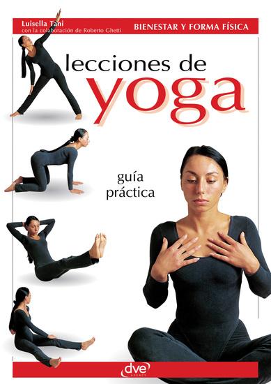 Lecciones de Yoga - cover