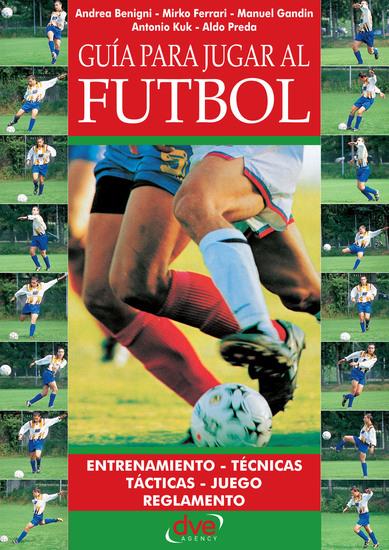 Guía para jugar a fútbol - cover