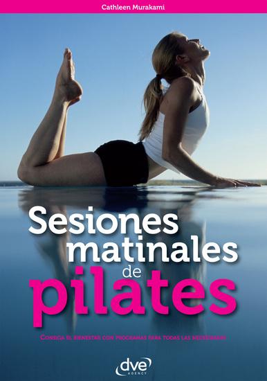 Sesiones matinales de pilates - cover