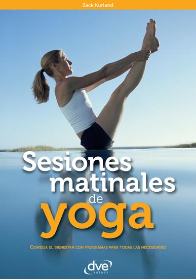 Sesiones matinales de yoga - cover