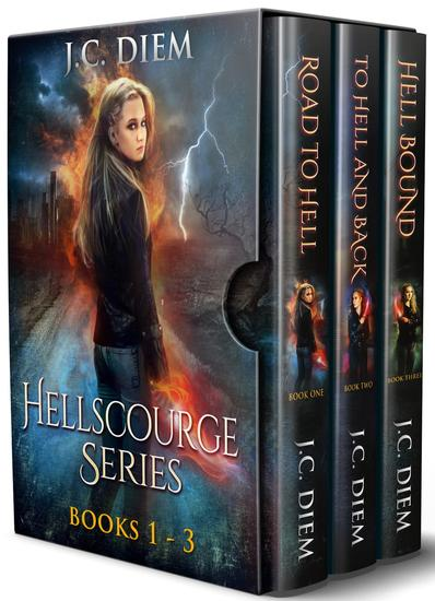 Hellscourge Series: Bundle 1: Books 1 - 3 - cover