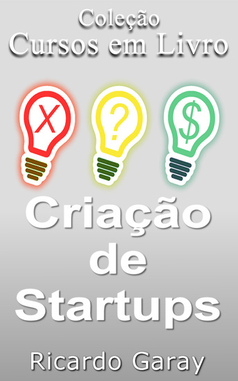 Criação de Startups - cover