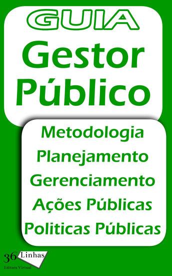 Guia 36 - Gestor Público - cover