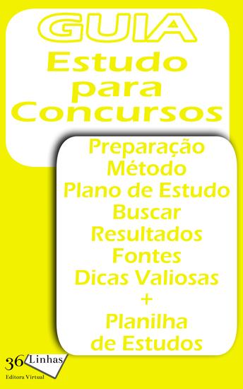 Guia 36 - Estudo para Concursos - cover