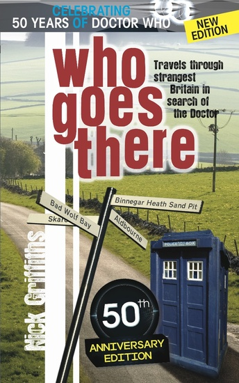 Who Goes There - 50th Anniversary Edition - cover