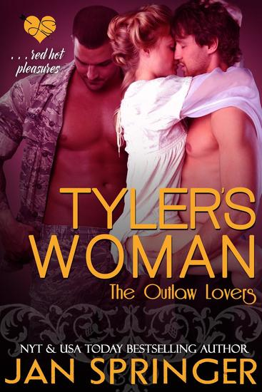 Tyler's Woman - The Outlaw Lovers #4 - cover
