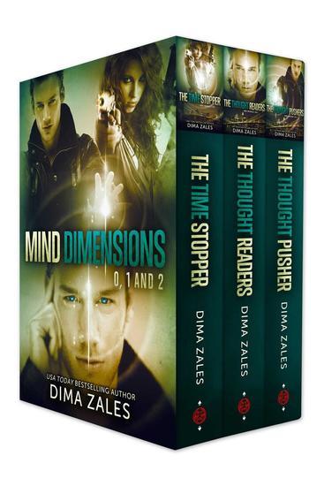 Mind Dimensions Books 0 1 & 2 - cover