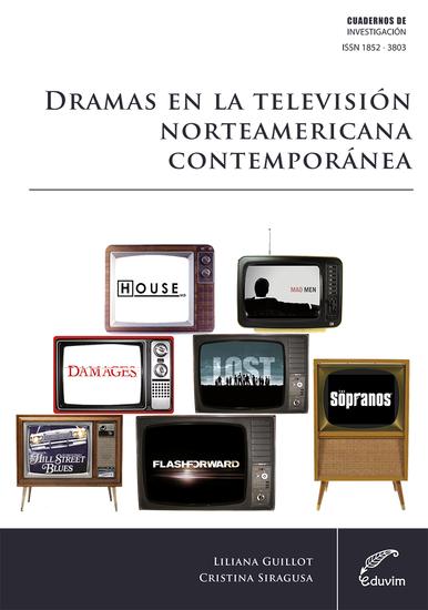Narrativas en progreso - Dramas en la televisión norteamericana contemporánea - cover