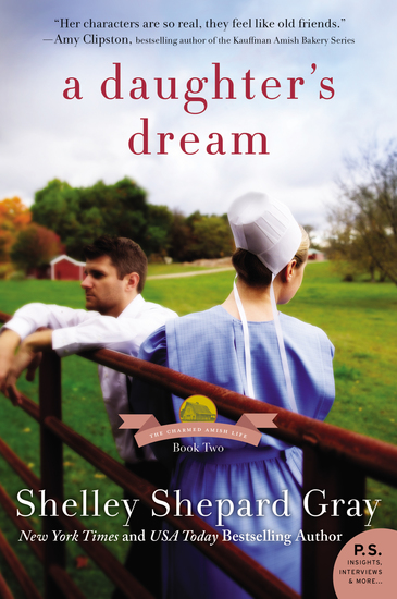 A Daughter's Dream - The Charmed Amish Life Book Two - cover