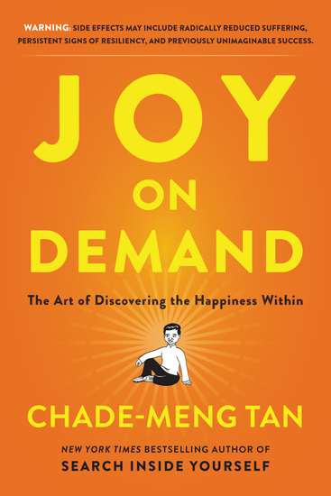 Joy on Demand - The Art of Discovering the Happiness Within - cover