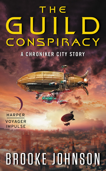 The Guild Conspiracy - A Chroniker City Story - cover