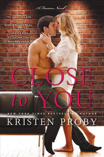 Close to You - A Fusion Novel - cover