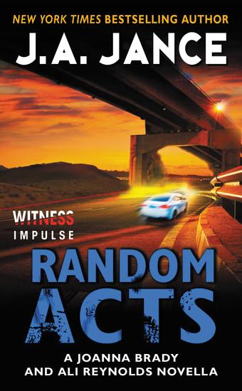 Random Acts - A Joanna Brady and Ali Reynolds Novella - cover