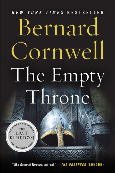 The Empty Throne - A Novel - cover