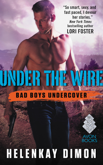 Under the Wire - Bad Boys Undercover - cover