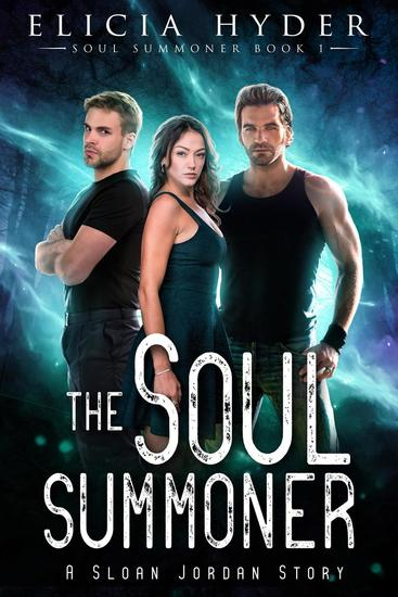 The Soul Summoner - The Soul Summoner #1 - cover