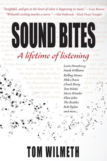 Sound Bites: A Lifetime of Listening - cover