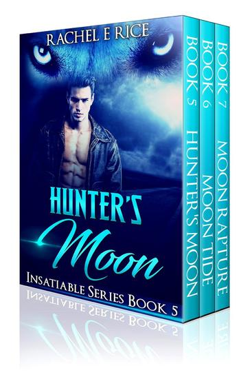 Hunter's Moon Insatiable Series - cover