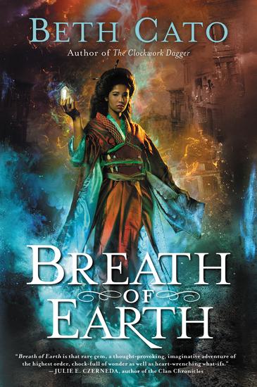 Breath of Earth - cover
