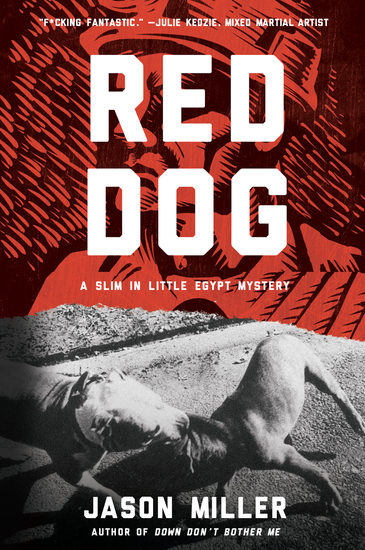 Red Dog - A Novel - cover