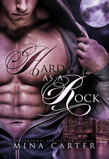 Hard as a Rock - Paranormal Protection Agency #1 - cover