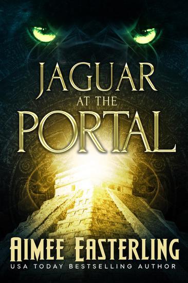 Jaguar at the Portal - cover