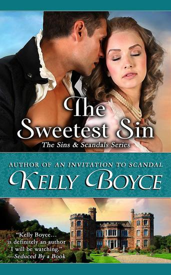 The Sweetest Sin - Sins & Scandals Series #7 - cover