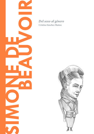 Simone de Beauvoir - Del sexo al género - cover