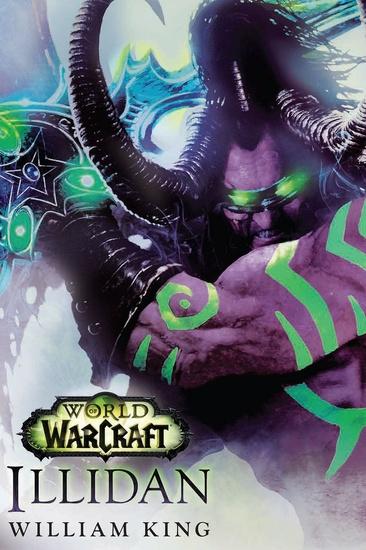 World of Warcraft: Illidan - Roman zum Game - cover