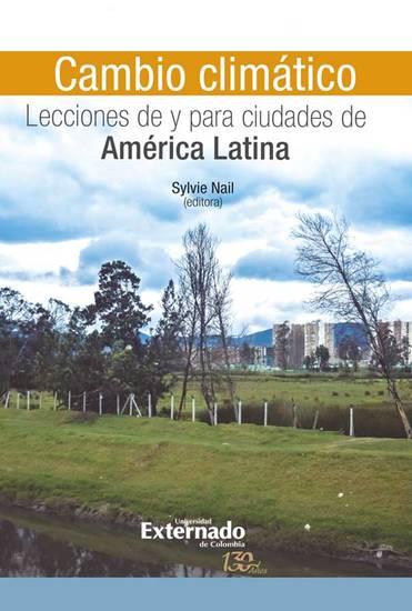 Cambio climático: Lecciones de y para ciudades de América Latina - cover