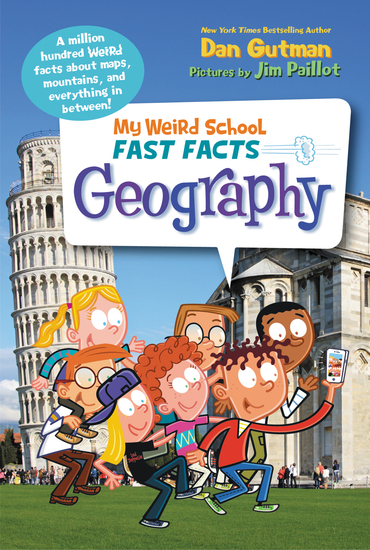 My Weird School Fast Facts: Geography - cover