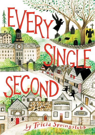 Every Single Second - cover