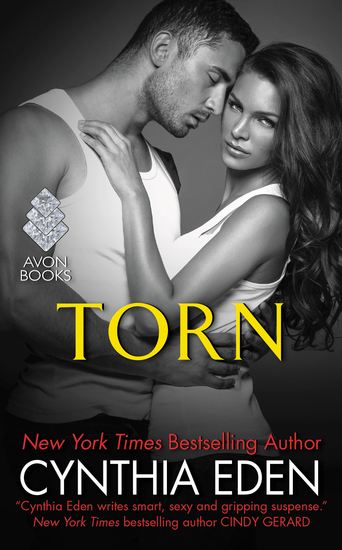 Torn - LOST Series #4 - cover